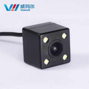 Universal Waterproof Night View Rearview Mini Car Camera with LED pictures & photos