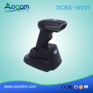 2D Wireless Bar Code Scanner Reader with Batery pictures & photos