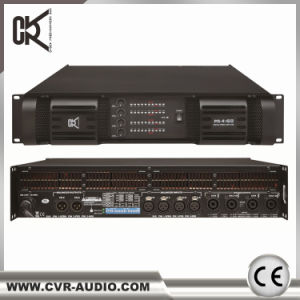 Digital Mixer Audio Amplifier 10k Watt Power Consumption pictures & photos