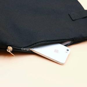 Printed Canvas Tote Bag, Handbag Cotton Bag for School pictures & photos