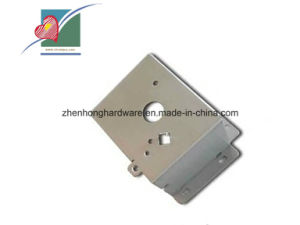 Customed Metal Punching Stamping Part with Zinc Plating (ZH-SP-056)
