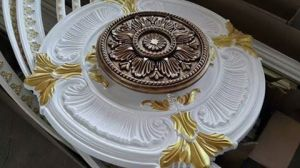 PU Ceiling Moulding pictures & photos