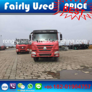 Wholesale Used 371HP Sinotruk HOWO 6X4 Forward Dump Truck