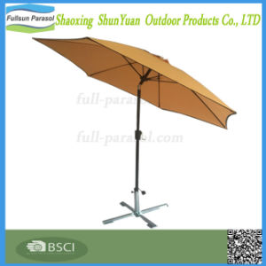 New Style Outdoor Customized Sun Shade Crank 9FT Patio Umbrella