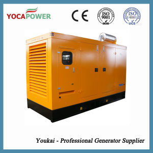 100kw Yuchai Engine Silent Power Diesel Generator Set pictures & photos