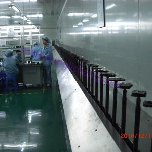 Complete Automatic UV Spray Painting Plant pictures & photos