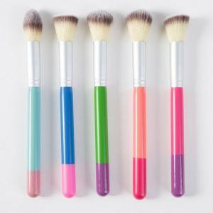 Professional 5 PCS Colorful Cosmetics Beauty Makeup Brush pictures & photos
