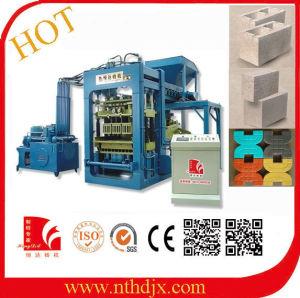 Qt6-15 Automatic Hollow Block Making Machine Price pictures & photos