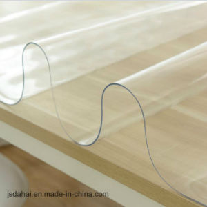 Laminated High Transparent PVC Sheet pictures & photos