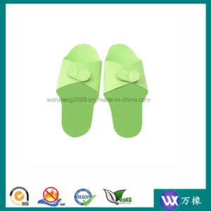 One-Time Hotel SPA Massage Slippers with EVA Foam pictures & photos