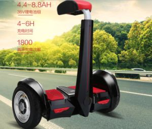 Two Wheels Self Balancing Electric Scooter with Handle Bar Es-33