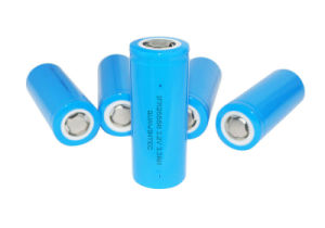 22650 3.2V 3300mAh Cylindrical LiFePO4 Battery for Electric Vehicles pictures & photos