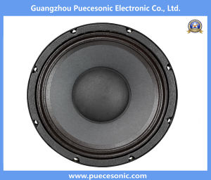 10 Inch PA Subwoofer Bass Loudspeaker China Speaker Manufacturer pictures & photos