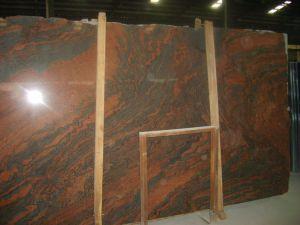 Muti Red Countertop, Muti Red Granite Countertop pictures & photos