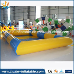 Portable Water Toys PVC Inflatable Swimming Pool for Amusement Park