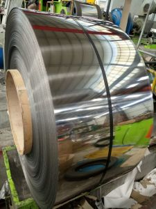Cold Rolled Stainless Steel Coils 201 410 Soft Ddq Quality pictures & photos