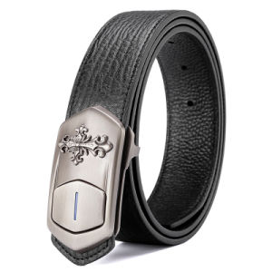 Smart Leather Belt Phone Anti-Lost for Men pictures & photos