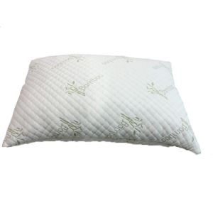 Bamboo Fabric Shredded Memory Foam Pillow pictures & photos