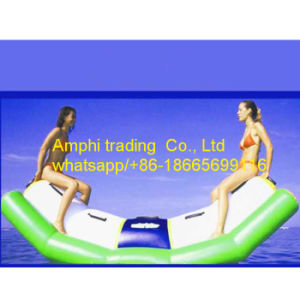 Single Tube Inflatable Water Seesaw with Ce Certificate pictures & photos