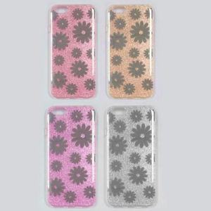 3D Diamond Laser Melting Rainbow Case for iPhone 6 6s Plus pictures & photos