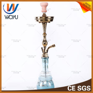 Egypt Steiner Wei Pot of Zinc Alloy Hookah Hose Hookah Bottle Hookah Glass Bowl of Water Pipes of Smoke Shisha Charcoal Smoke Pipe Silicone Tube Hookah pictures & photos