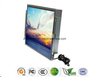 "15"" Inch Frameless Embedded Industrial Pcap Touchscreen Kiosk LCD Monitor pictures & photos"