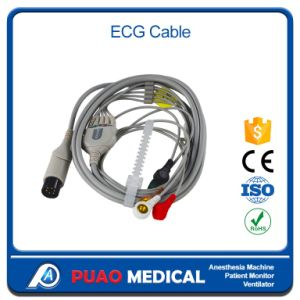 Pdj-3000c 15.1 Inch Patient Monitor in China pictures & photos