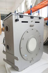 Thickness Measuring Device for Pert Pipe Extrusion Line pictures & photos