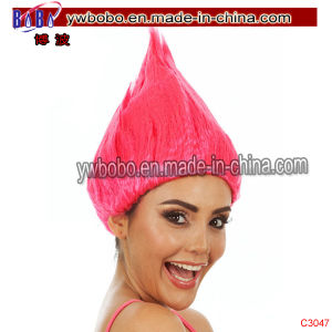 Troll Doll Afro Wig Novelty Holiday Gift Birthday Gifts (C3047) pictures & photos