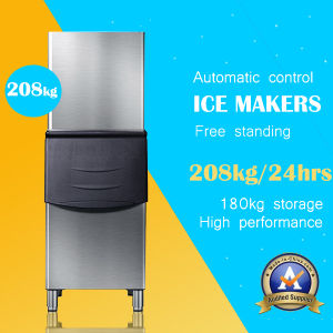 Top Quality Modular Ice Machine 2016 Great for Restaurant Hotel Supermarket and Hospitals pictures & photos