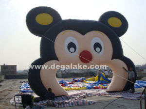 Inflatable Micky Mouse Entrance Arch for Commercial