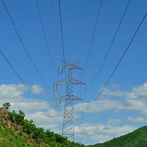 66kV Steel Tower pictures & photos