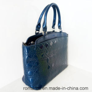 China Supplier Designer Ladies PU Embroidered Handbags (NMDK-050202) pictures & photos