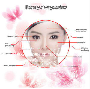 Ultrasound Vibratio Wrinkle Acne Remover Face Lift Beauty Equipment pictures & photos