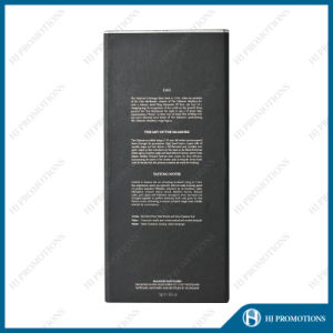 Textured Paper Box for Liquor Bottle (HJ-PPS01) pictures & photos