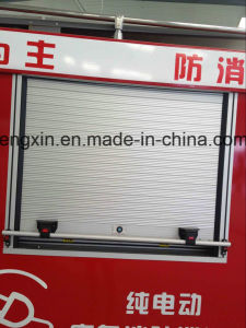 Firefighting Truck Body Aluminum Roll up Door pictures & photos