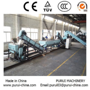 Plastic Washing Recycling Plant for PP Woven/Jumbo Bags pictures & photos