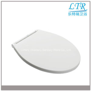 High Quality Sandwich Style Round Shape Toilet Seat pictures & photos