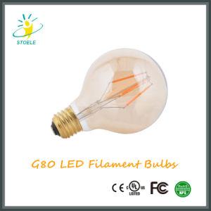 G25/G80 Energy Saving Dimmable LED Light Bulb Pendant Light Bulb pictures & photos