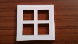 Diverse Color Glass Switch Panel pictures & photos