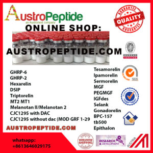 Triptorelin 2mg/Vial with Best Offer Triptorelin Gnrh Triptorelin 4mg Triptorelin pictures & photos