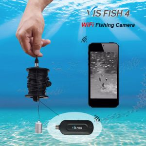 Portable Li-Battery Powered WiFi Underwater Video Fishing Camera Fish Finder pictures & photos