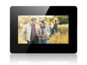 7inch Flat Digital Photo Frame Mirror Cover pictures & photos