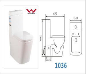 Foshan Sanitary Ware Chaozhou Toilet Ceramic pictures & photos