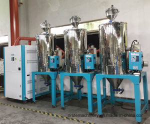 Industrial Compact Powder Hot Air Dulling Machine pictures & photos