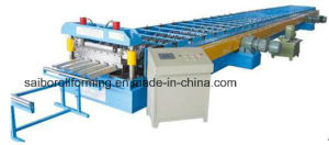 Yx63.5-319-932 Decking Roll Forming Machine pictures & photos