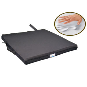 Memory Foam Gel Wheelchair Cushion for Medical Use pictures & photos