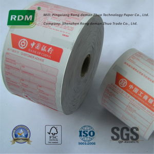 ATM Receipt Paper for ATM Printer pictures & photos