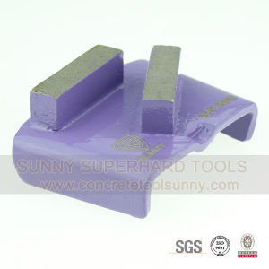 HTC Floor Diamond Grinding Stone for HTC Grinder pictures & photos