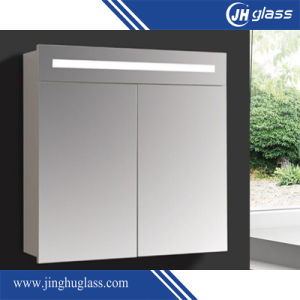 5mm LED Light Mirror Cabinet pictures & photos